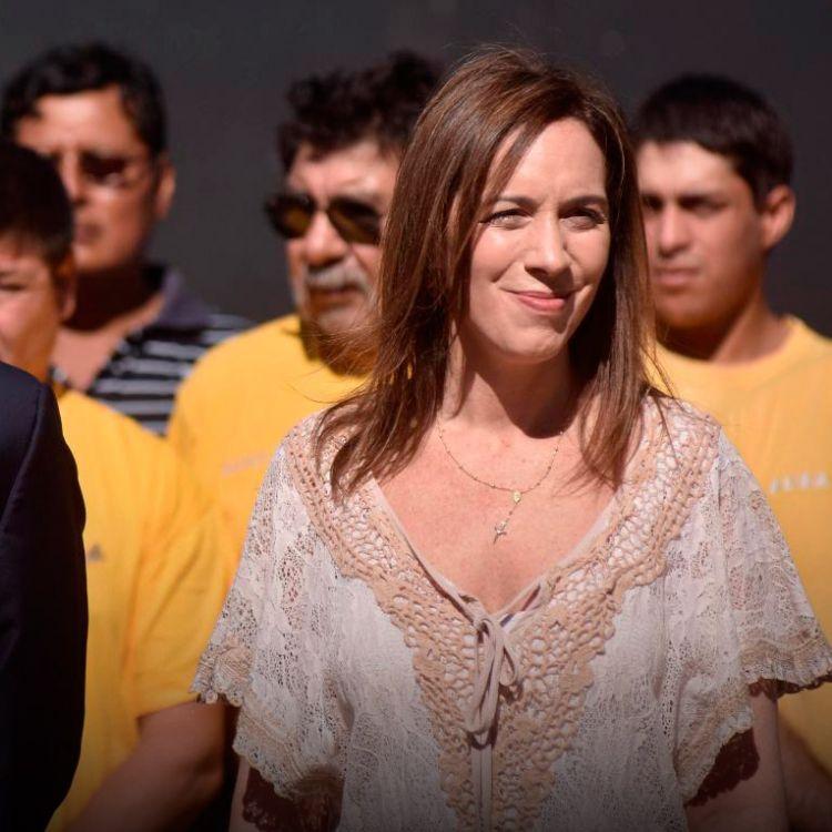 Una jueza intimó a María Eugenia Vidal a devolver los descuentos a los docentes por el paro de agosto de 2016