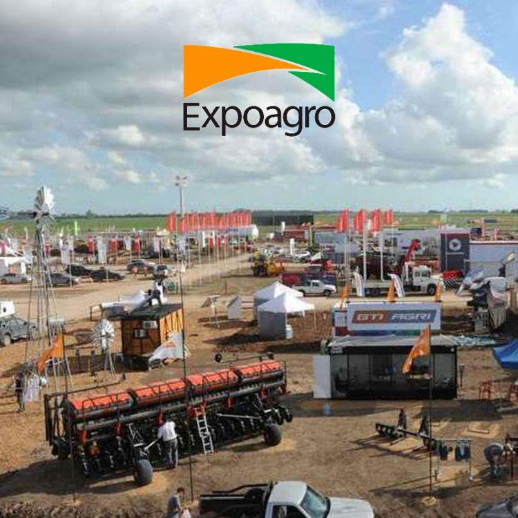 Con una cosecha récord, se inaugura Expoagro 2017 desde el 07 al 10 de marzo. Se estiman más de 400 expositores.