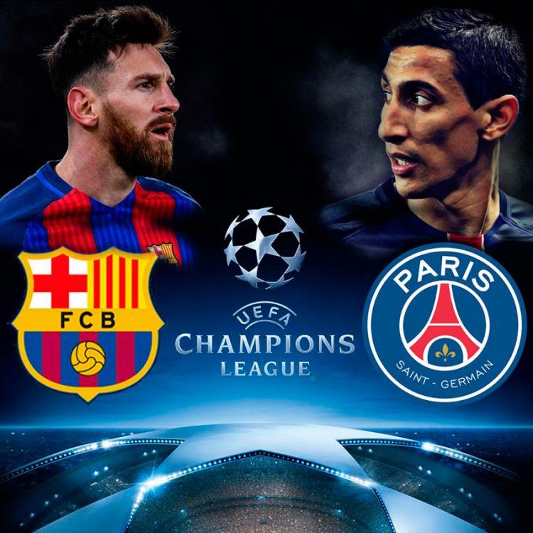 Partidazo: Barcelona vs PSG a las 16.30