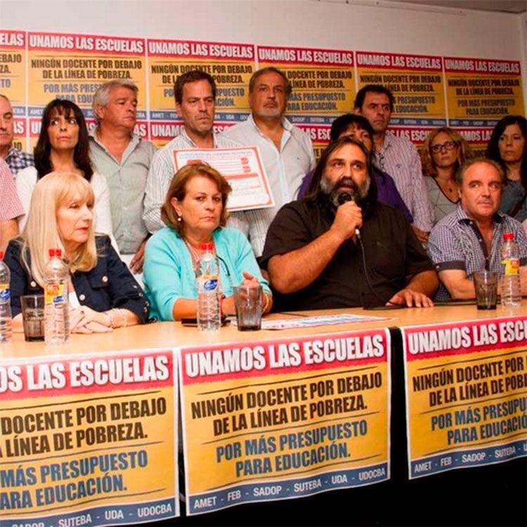 Sigue el paro en Buenos Aires y hoy es el cuarto día sin clases