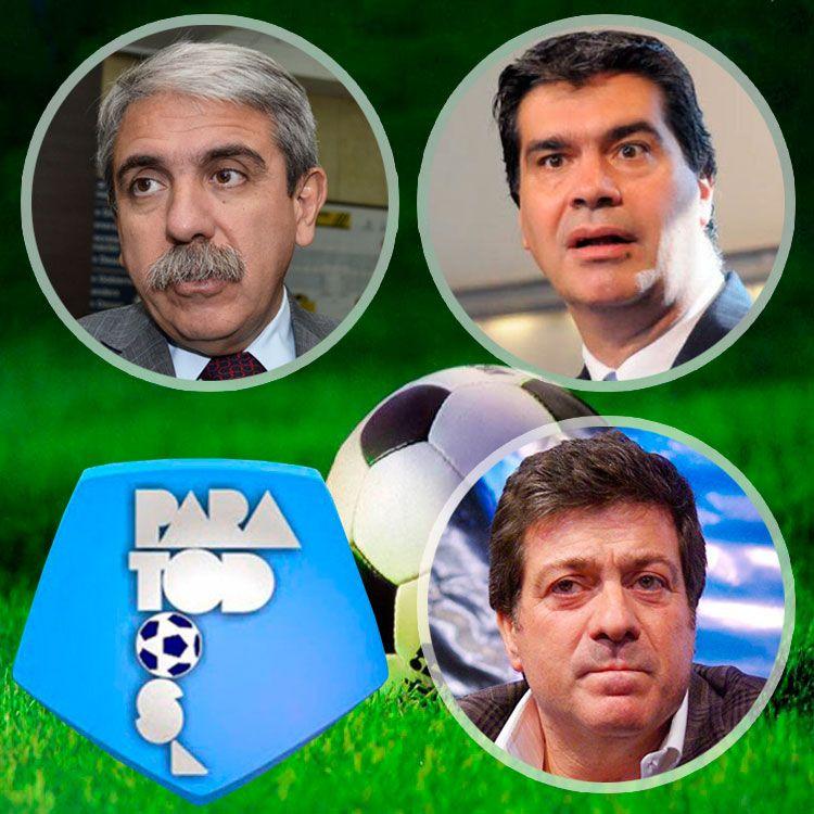 Confirman los procesamientos de Aníbal Fernández, Capitanich y Mariotto por Fútbol para Todos