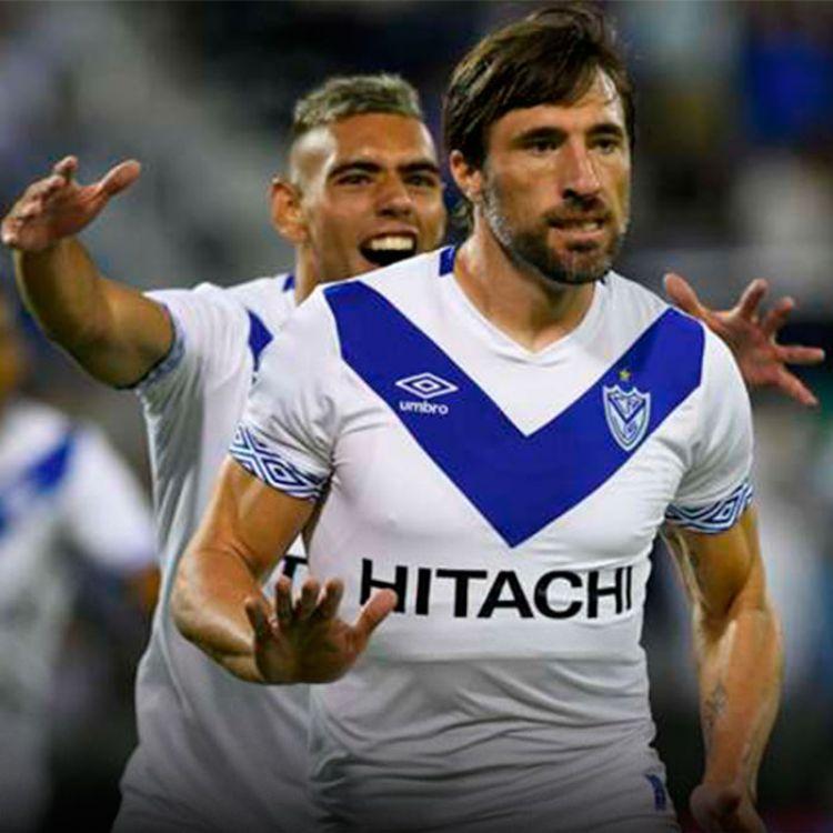 Vélez le ganó 3 - 2 a Estudiantes de la Plata con dos goles de Pavone y Zabala
