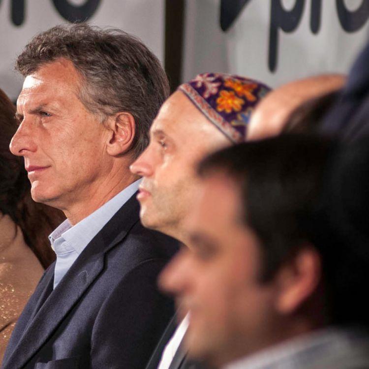 Mauricio Macri y Sergio Bergman analizan la situación de los aludes en Tilcara