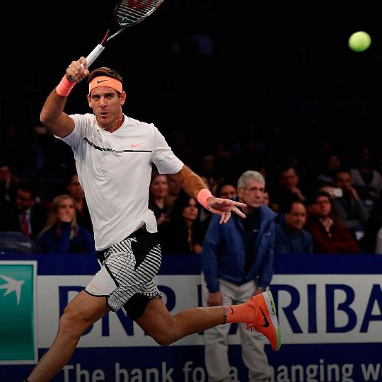 Juan Martín Del Potro va por el desquite frente a Djokovic en Indian Wells