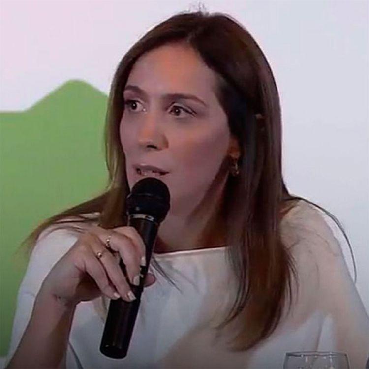Vidal anunció adelanto de paritarias a docentes y plus a los que no adhirieron a los paros
