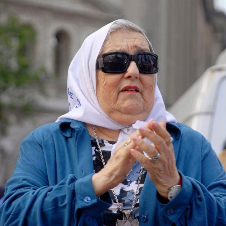 El juez dispuso que Bonafini se presente a declarar el 4 de Agosto.