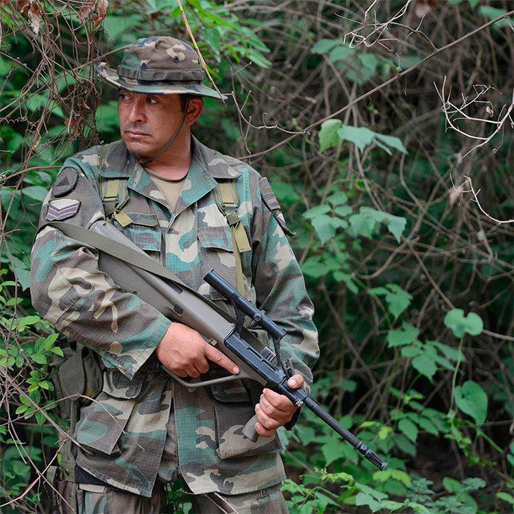 Refuerzan la lucha contra el narcotráfico en 70 intendencias de la frontera norte