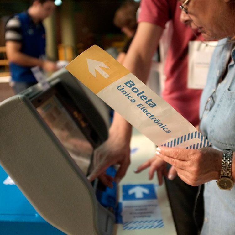 Cotizan el voto electrónico en 127 millones de pesos