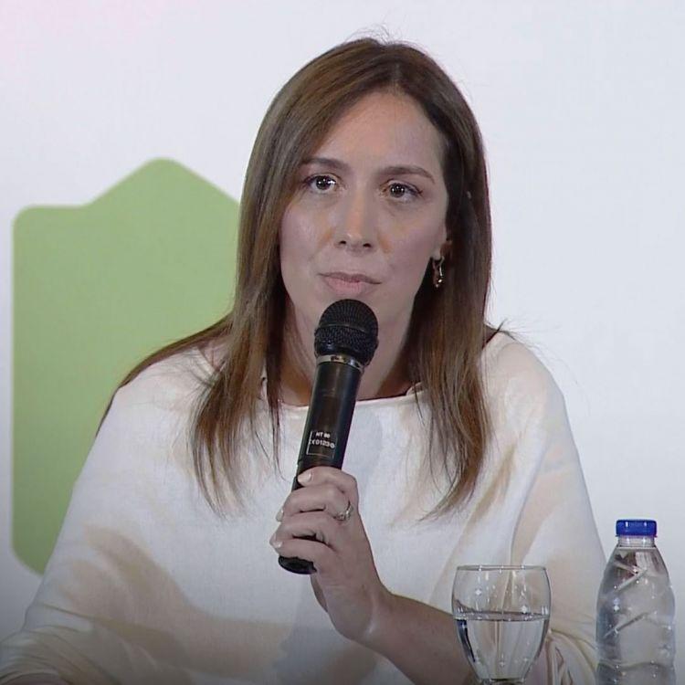 """Vidal, sobre la trata de personas: """"Tiene que haber un Estado presente"""""""