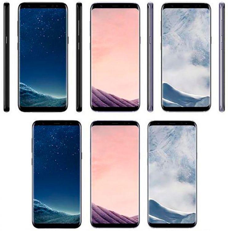 Se presenta el Samsung Galaxy S8