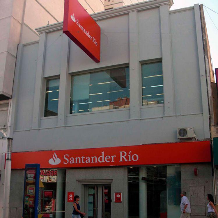 El Banco Central autorizó la compra del Citibank por parte de Santander Río