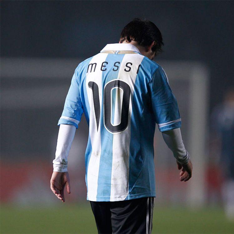 El descargo de Lionel Messi a la FIFA