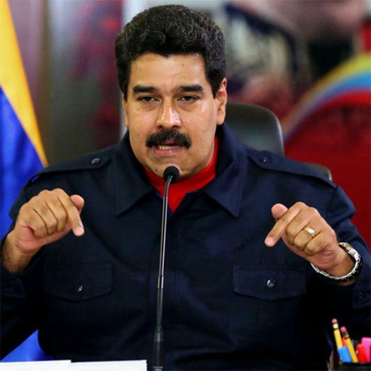 Golpe de estado a Venezuela por la dictadura de Nicolás Maduro