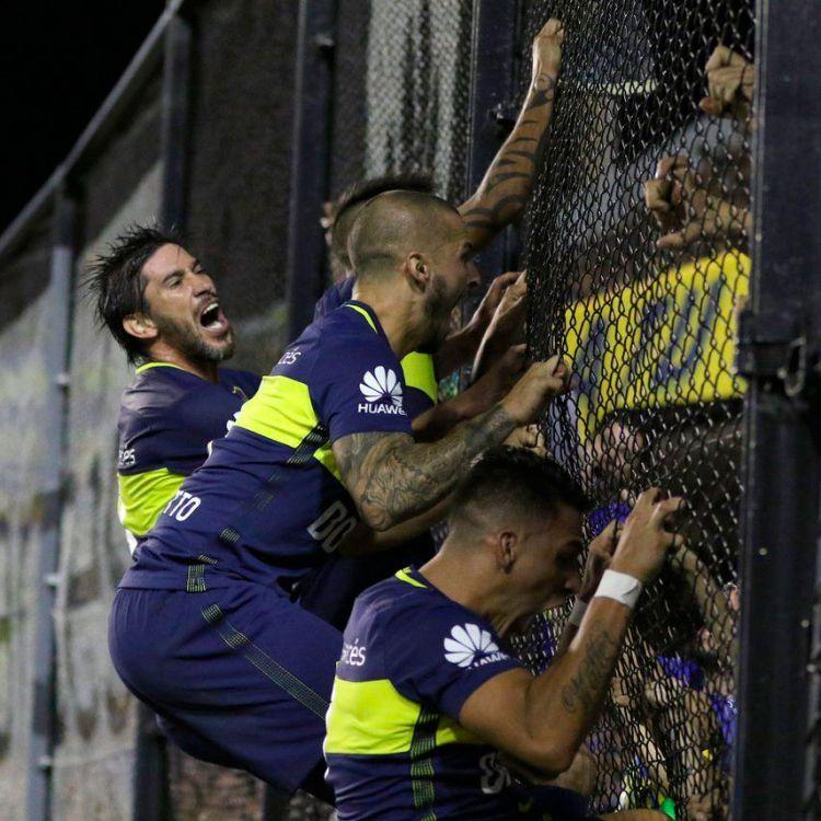 En la bombonera, Boca derrotó a Defensa y Justicia por la mínima