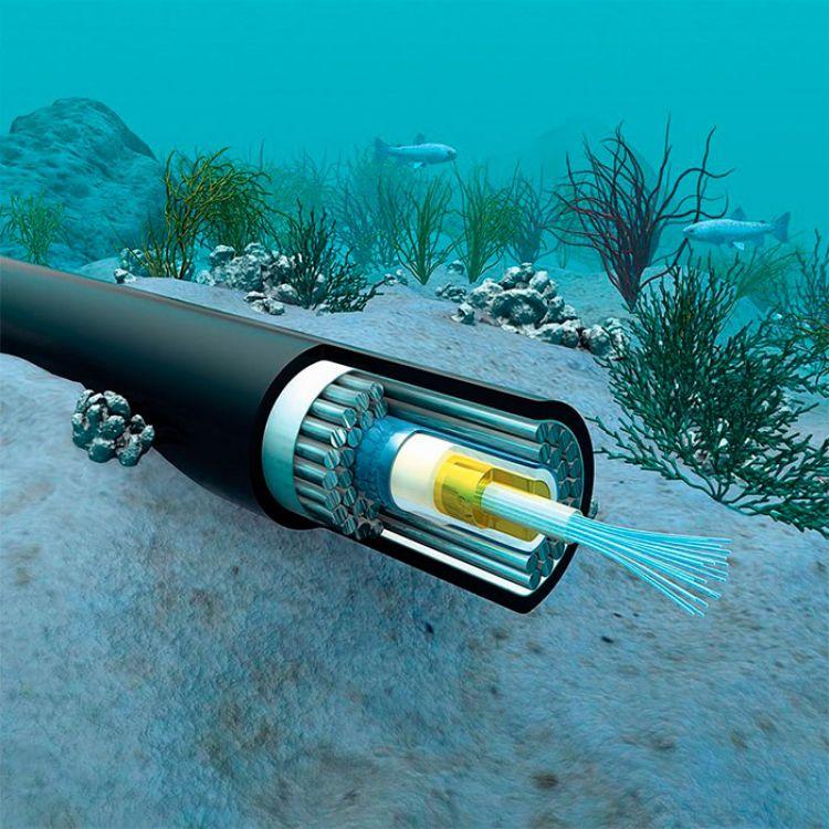Anunciaron una nueva inversión en fibra óptica submarina