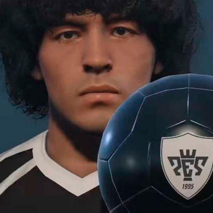 Maradona-Konami, el juicio millonario contra los creadores del PES