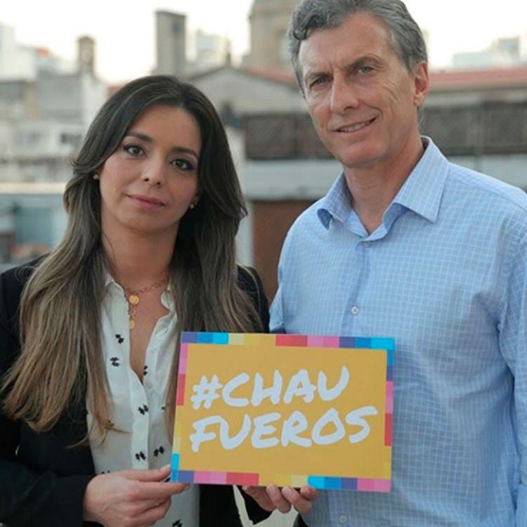 Macri anuncia nuevo decreto para quitarle los fueros a funcionarios y lesgiladores #ChauFueros