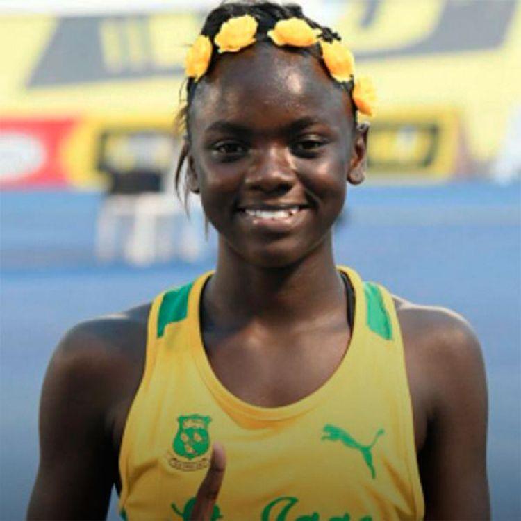 Brianna Lyston, la jamaiquina de 12 años amenaza con quebrar históricos récords en atletismo