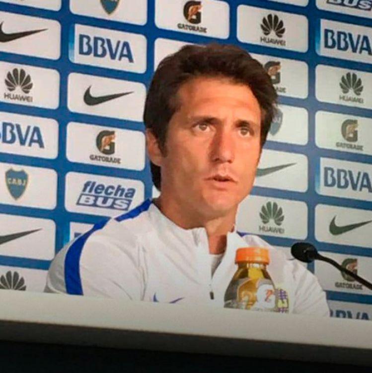 """Guillermo Barros Schelotto: """"En un futuro, me gustaría dirigir la Selección"""""""