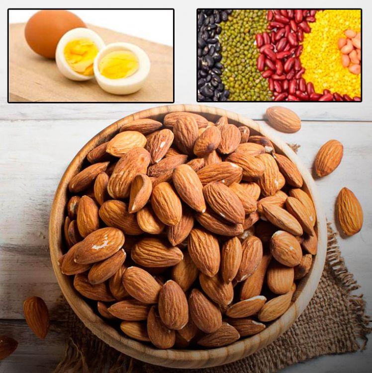 Alimentos nutritivos que te quitan el hambre