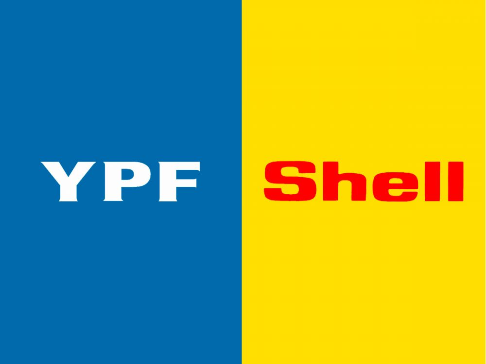 YPF quiere comprar la red Shell Argentina