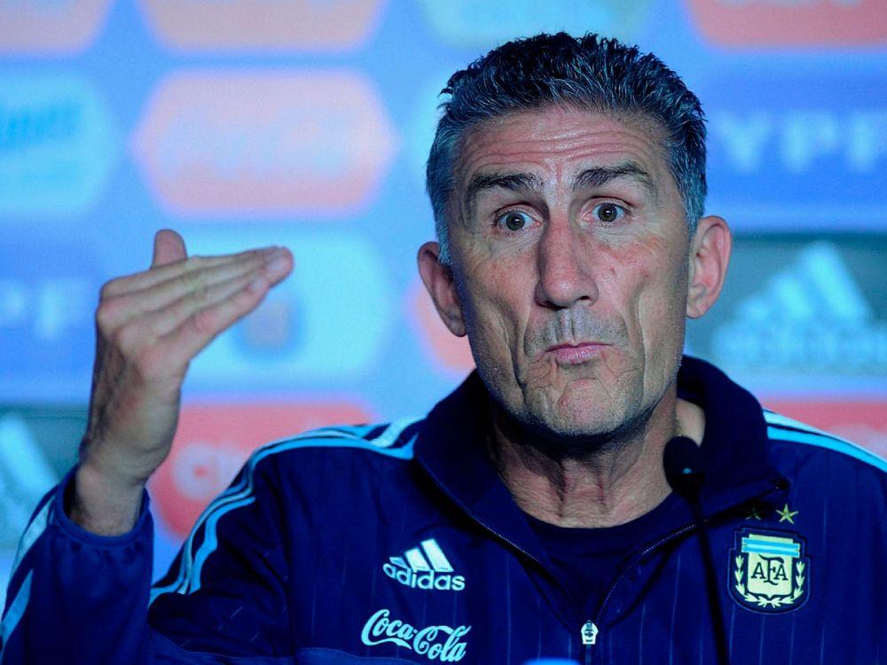 Edgardo Bauza dejó de ser técnico de la Selección Argentina