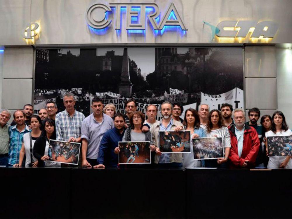 Hoy habrá paro nacional docente convocado por CETERA