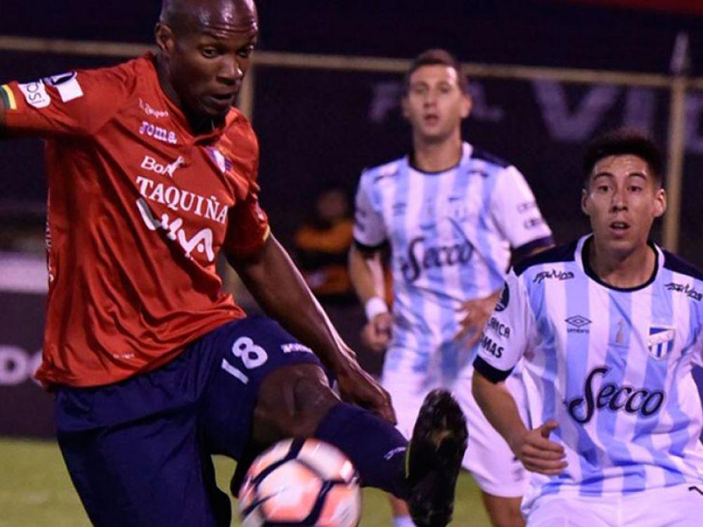 Atlético Tucumán cayó de visitante con Wilstermann por 2-1