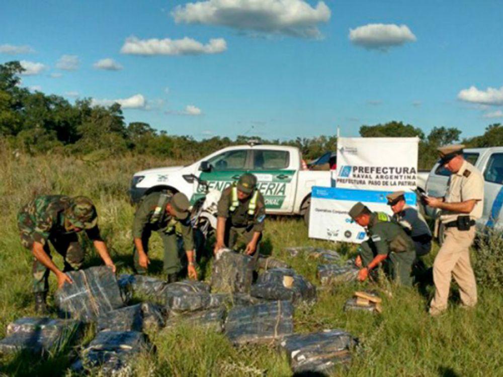"""Gendarme: """"la gran mayoría de la población de Itatí"""" participaba en el narcotráfico"""