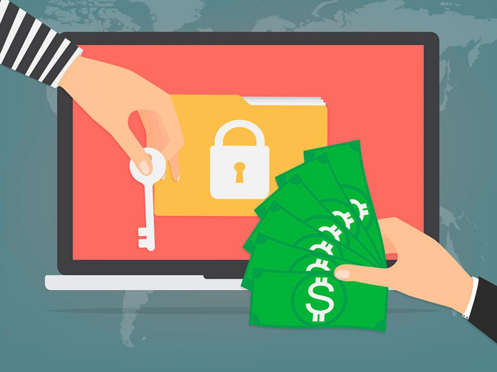 Ransomware: Crece el secuestro de datos y piden hasta 5 mil dólares de rescate