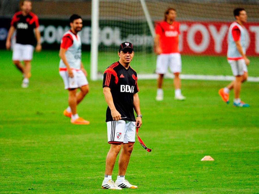 River Plate vs Melgar por la Copa Libertadores. Formaciones y horarios