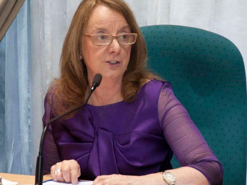 """""""Nos dejaron una provincia quebrada"""", dijo Alicia Kirchner"""