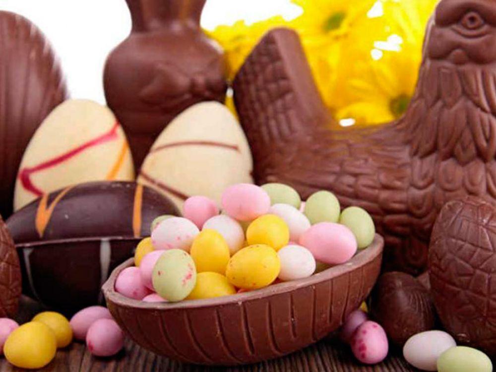 Explicación paso a paso de cómo hacer huevos de Pascua