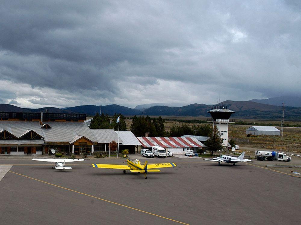 El domingo vuelve a operar el aeropuerto de Chapelco, tras 45 días en obra