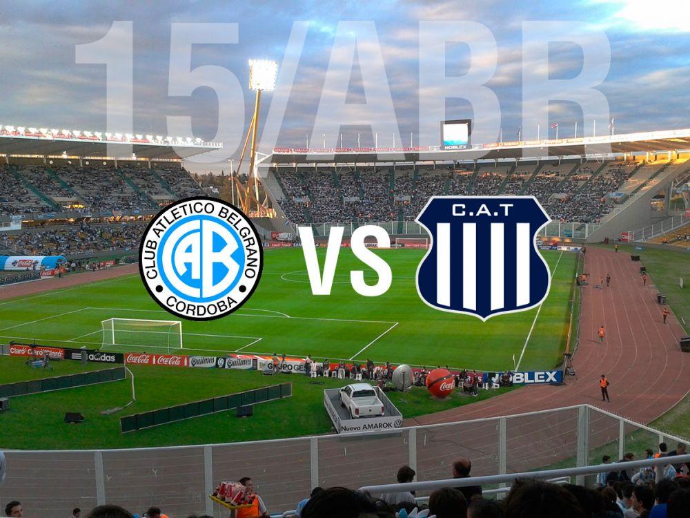 Belgrano vs Talleres, lo que tenes que saber