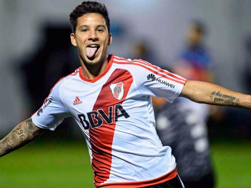Sebastian Driussi metió el primer gol a Tigre