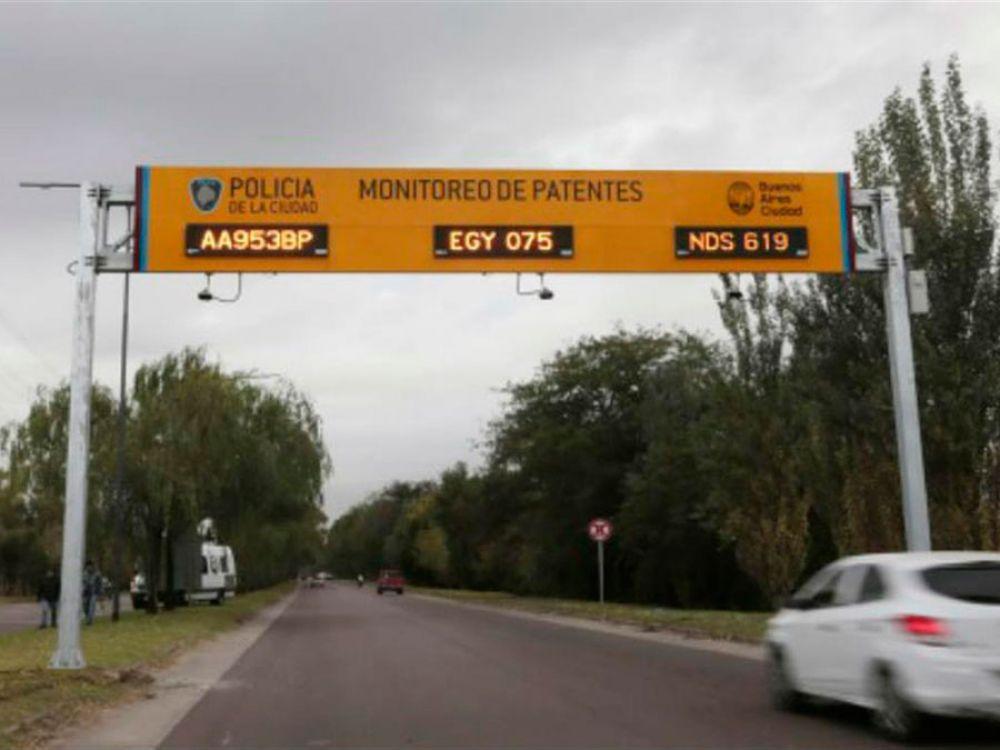 Inauguraron el Anillo Digital de Seguridad en la provincia de Buenos Aires