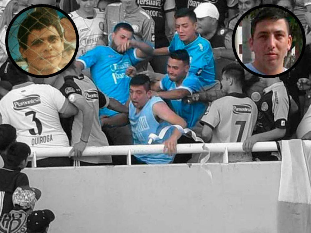 """Se entregó Oscar """"Sapito"""" Gómez, acusado de instigar el crimen del hincha de Belgrano Emanuel Balbo"""