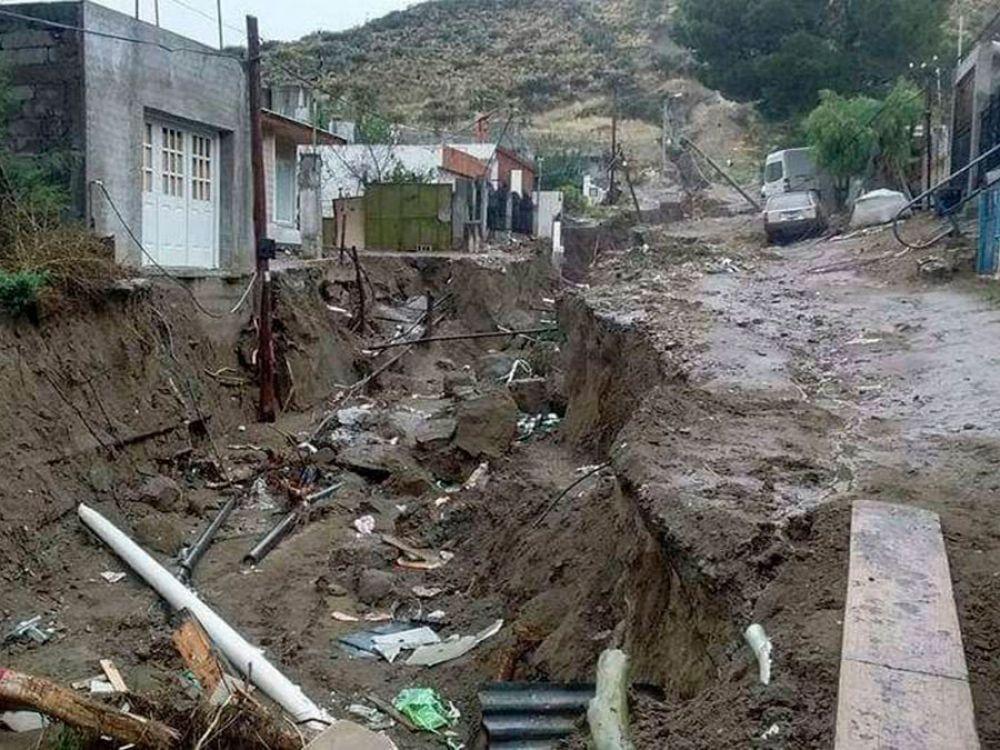 Otorgan $ 60 millones a Chubut por emergencia en Comodoro Rivadavia