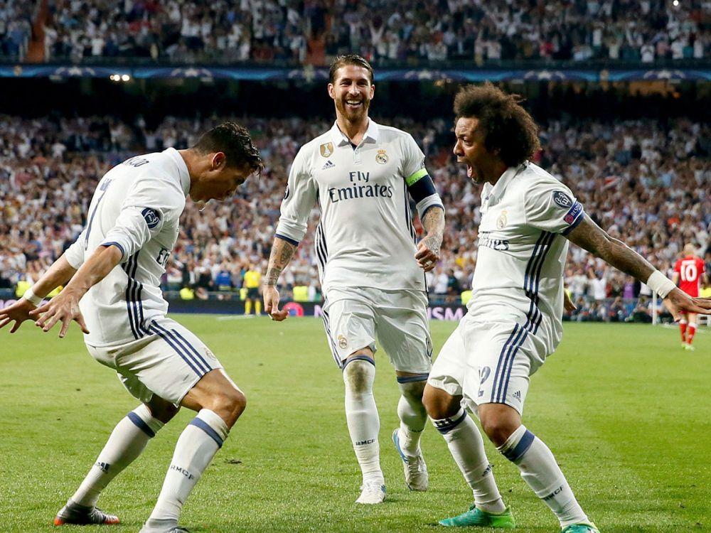 Real Madrid venció 4-2 a Bayern en el alargue y pasó a semifinales. Hubo Polémicas