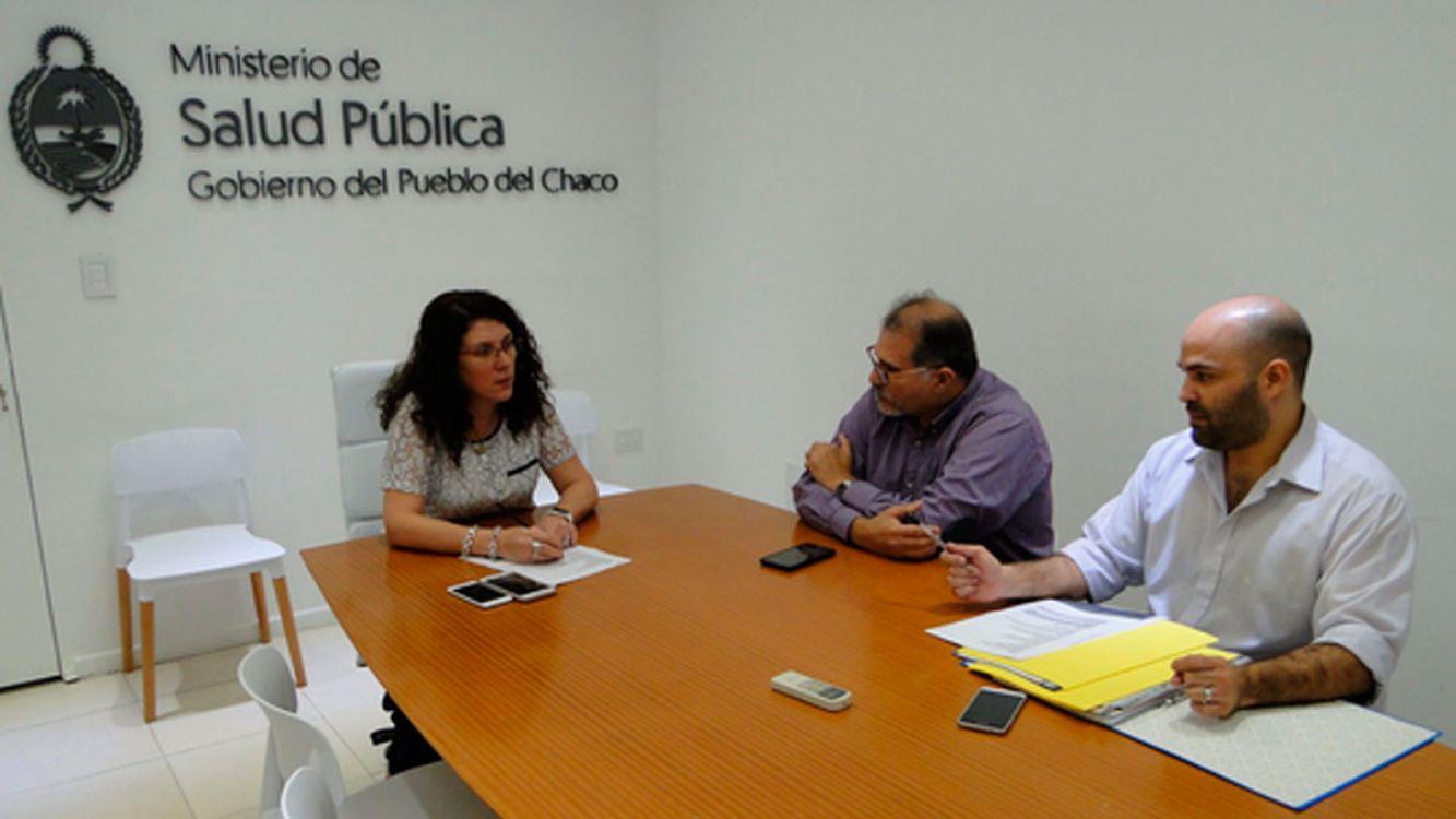 Gobiernos de Chaco y Formosa acordaron medidas conjuntas ante nuevos casos de zika