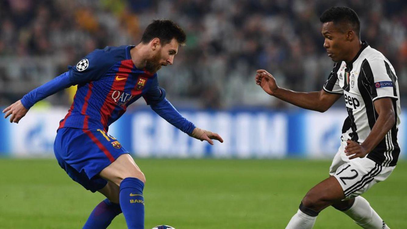 Barcelona no pudo con la Juventus y el equipo italiano pasó a semifinales