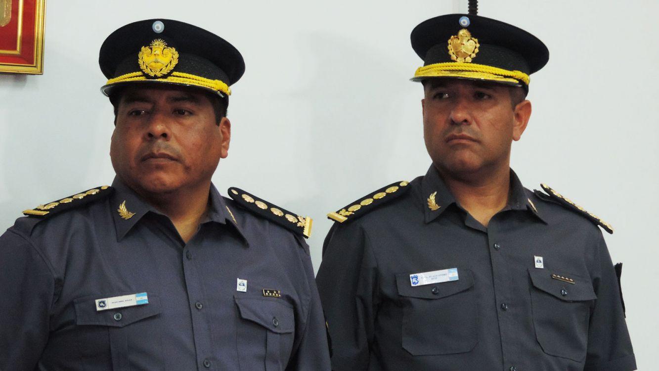 Renunciaron los jefes de la policía provincial tras los incidentes en un predio universitario