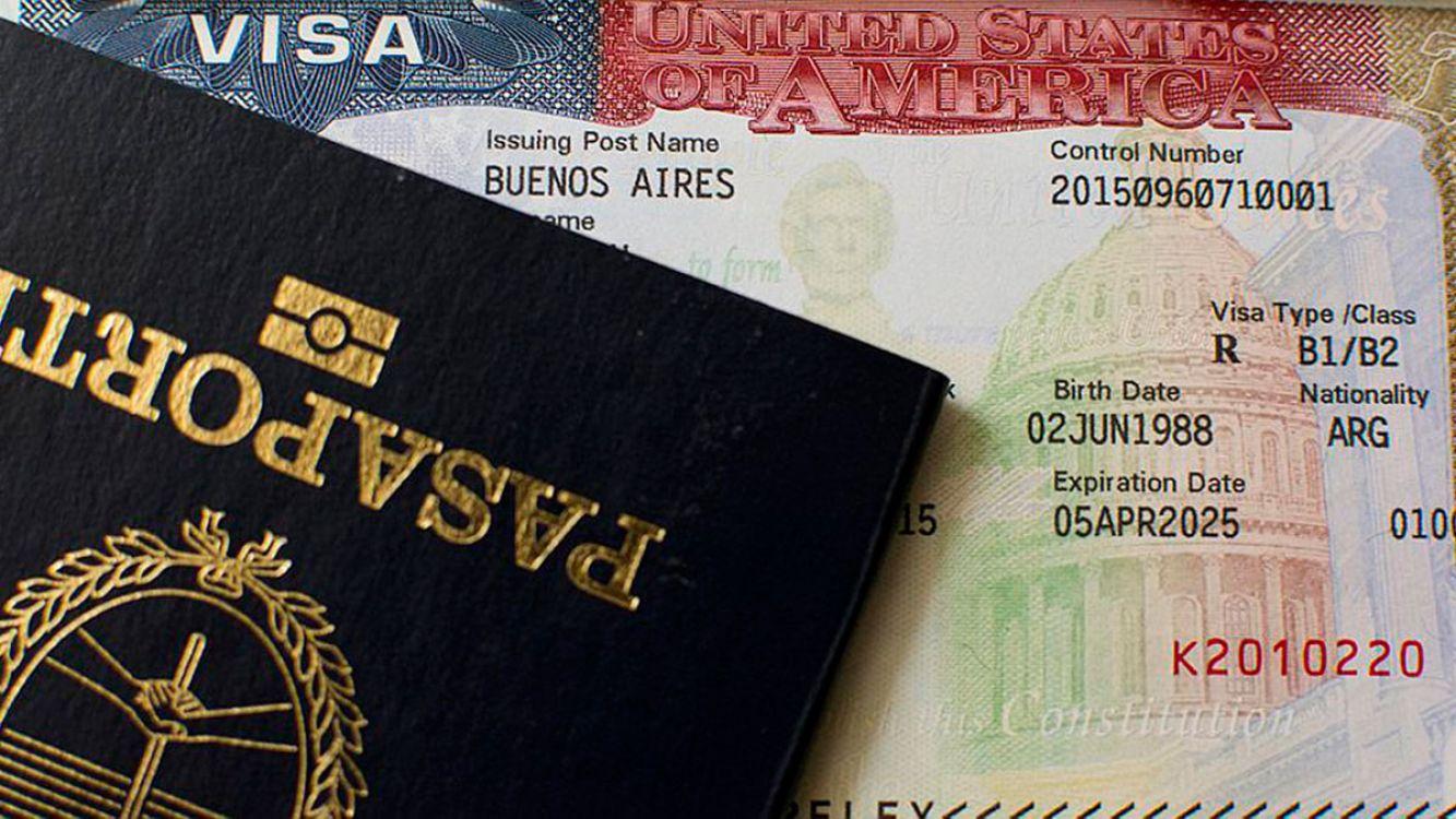 ¿Viajás a EEUU? Paso a paso de cómo obtener la visa en un día