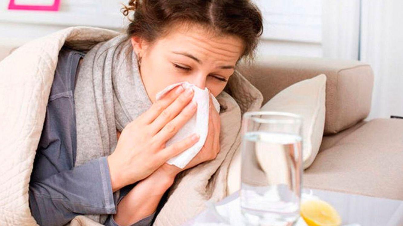 Con este remedio casero podes quitar la congestión nasal en un día