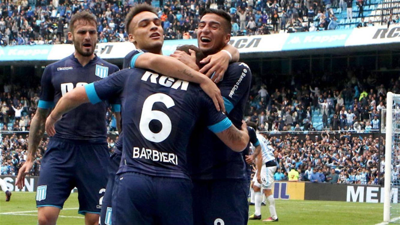 Racing ganó un partidazo frente a Atlético Tucumán y sueña