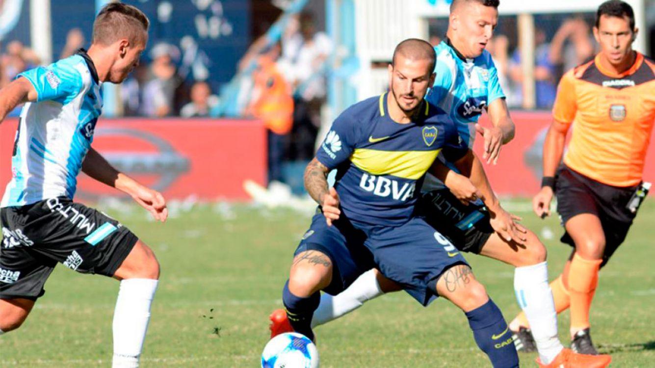 Boca empató de visitante con Rafaela y deja el campeonato abierto
