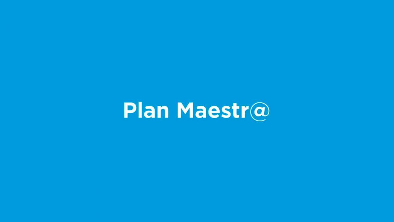 El Presidente lanza la plataforma web que recibirá el aporte ciudadano sobre el Plan Maestr@