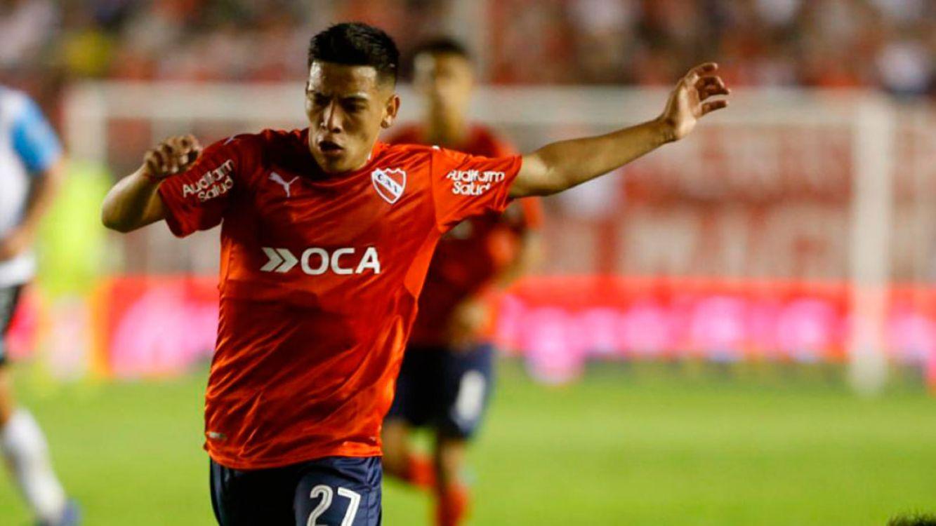 Independiente rechazó una oferta millonaria por Ezequiel Barco