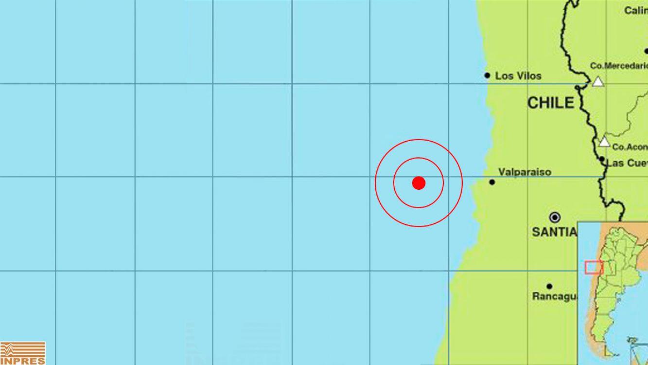 Un fuerte sismo en Chile se sintió en Mendoza y San Juan